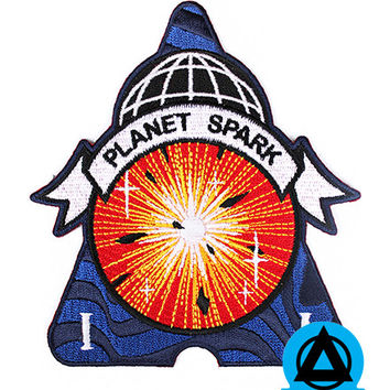 Planet Spark Patch (Limited Edition)