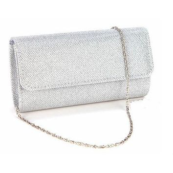 Women Satin Rhinestone Evening Clutch Bag Ladies Day Clutch Purse Chain Handbag Bridal Wedding lady Party Bag Bolsa Mujer