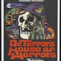 Dr. Terror's House of Horrors 11x17 Movie Poster (1965)
