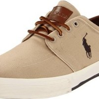 Amazon.com: Polo Ralph Lauren Men's Faxon Low Sneaker: Shoes