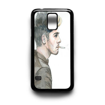 One Direction Zayn Malik Samsung S5 S4 S3 Case By xavanza