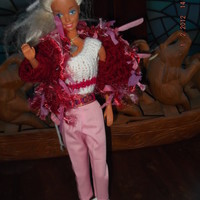 Handmade Outfit for Barbie Doll   SEE SPECIAL OFFER    (nannycheryl original)978