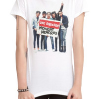 One Direction Midnight Memories Girls T-Shirt
