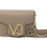 Versace EE1VRBBC1 Beige Crossbody for Women
