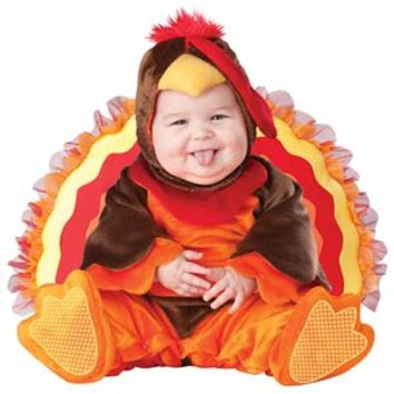 Lil' Gobbler Turkey Baby Costume | Costume Craze