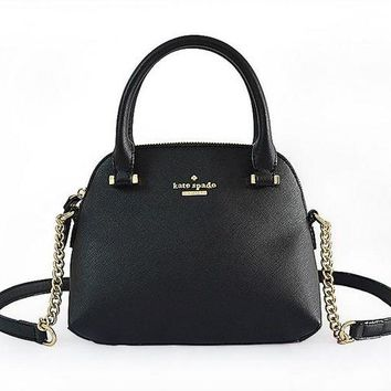 Gotopfashion Kate Spade Shell Women Shopping Leather Metal Chain Crossbody Satchel H-YJBD-2H