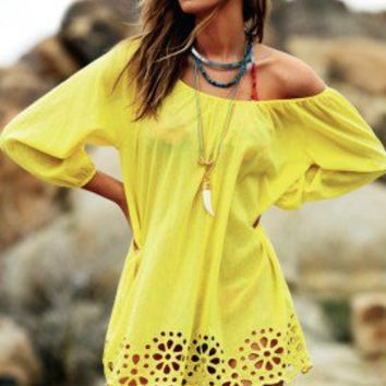 Seafolly Swimwear 'Satisfaction Kaftan' Beach Cover Ups by Seafolly 2013 | The Orchid Boutique