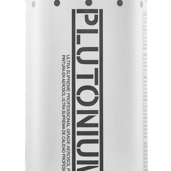 Plutonium 20310US Ultra Supreme Professional Grade Aerosol Spray Paint, Cardboard