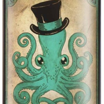 Gentleman Octopus Flask