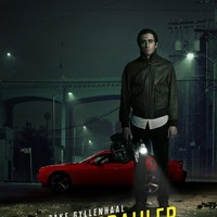 NIGHTCRAWLER MOVIE POSTER 2 Sided ORIGINAL FINAL 27x40 JAKE GYLLENHAAL