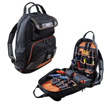 Klein Tools Tradesman Pro Tool Gear Backpack [55475]