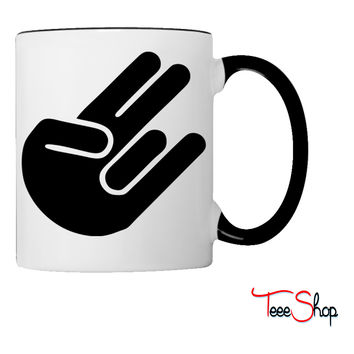 Shocker Sign Coffee & Tea Mug