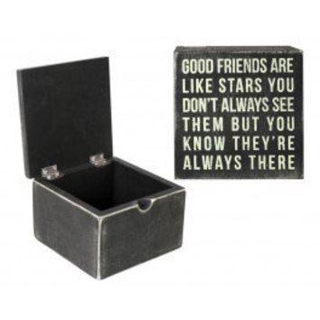 """Good Friends"" Box"