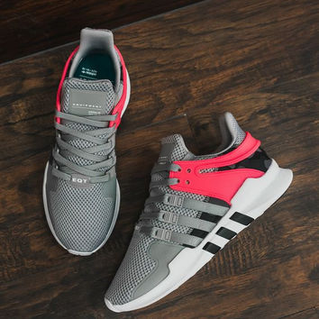 Adidas Equipment EQT Support ADV Grey Casual Sports Shoes