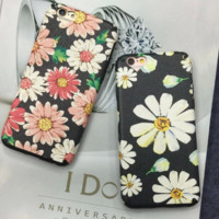 Beautiful fashion flower Case Cover for Apple iPhone 6 6S 6 Plus 6S Plus 160824-001