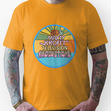 Sid & Marty Krofft Productions Unisex T-Shirt