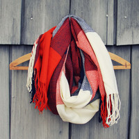 The Lodge Plaid Scarf