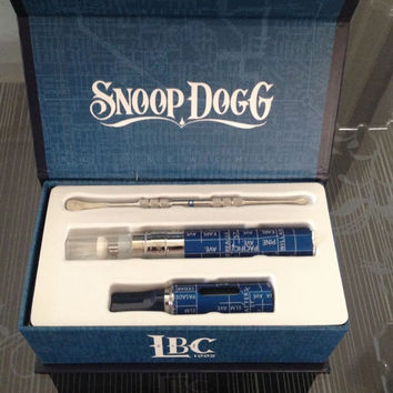 Snoop Dogg e-cigarette kit wax vaporizer pen
