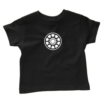 Arc Reactor Toddler T-Shirt (2T - 7)