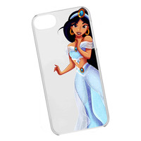 iphone case,princess jasmine clear,iphone 5 case,iphone 4/4s case,samsung s3,s4 case,accesories,cell phone,hard plastic.