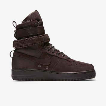 HCXX NIKE SF AIR FORCE 1 HIGH - VELVET BROWN/VELVET BROWN