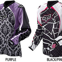 Fox Racing HC Women's Jerseys « Motorhelmets Library