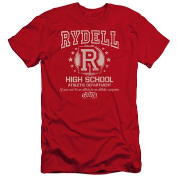 Grease - Rydell High Premuim Canvas Adult Slim Fit 30/1