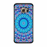 Flowers Sea Pattern Samsung Galaxy S6 Edge Case