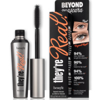 they're real! lengthening mascara | Benefit Cosmetics