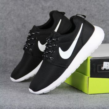 Black Trendy Fashion Casual Sports Shoes