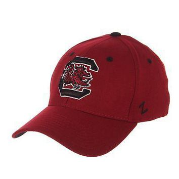 Licensed South Carolina Gamecocks Official NCAA ZHS X-Small Hat Cap by Zephyr 522370 KO_19_1