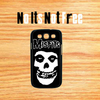 Misfits S3 Galaxy i9300 case Samsung case thin hard plastic iphone4 iphone5-iphone4s