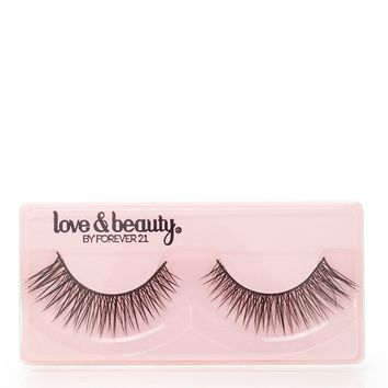 False Eyelashes - Accessories - Beauty - 1000208650 - Forever 21 Canada English