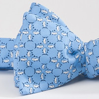 Southern Tide Mosaic Skipjack Bow Tie