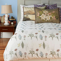 Blanketed in Blossoms Duvet Cover in Twin
