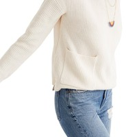 Madewell Patch Pocket Pullover Sweater (Regular & Plus Size) | Nordstrom