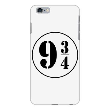Harry Potter Train 9 3:4 iPhone 6 Plus/6s Plus Case