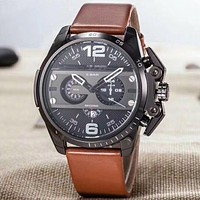 Boys & Men Diesel Fashion Quartz Watches Wrist Watch