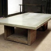 James De Wulf - Scaffolding Coffee Table