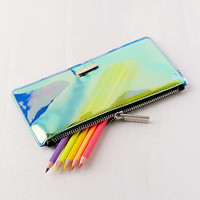 Skinnydip Holographic Pencil Case | Urban Outfitters