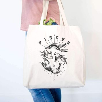 Pisces  - Tote Bag