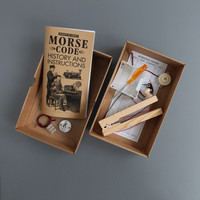LABOUR AND WAIT | Morse Code Kit