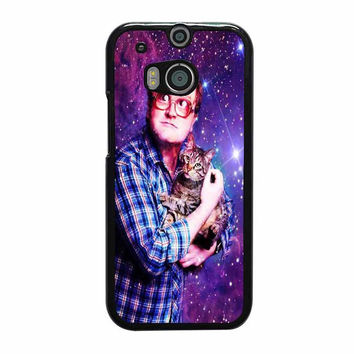 bubbles of trailer park boys with cat case for htc one m8 m9 xperia ipod touch nexus