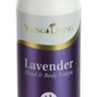 Young Living Lavender Hand & Body Lotion - 8 Ounces