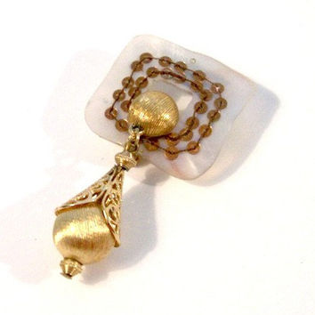 Vintage Assemblage  Articulated Jewelry Pin Booch OOAK