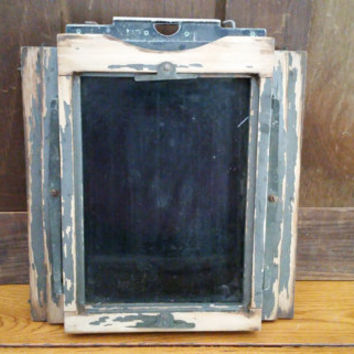 Vintage Photography Film Plate Magazine Box Camera Film Holder Frame