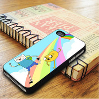 Adventure time Finn and Jack Finn | For iPhone 5C Cases | Free Shipping | AH1081