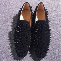 Cl Christian Louboutin Loafer Style #2364 Sneakers Fashion Shoes - Best Deal Online