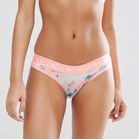 Bonds New Era Seasalt Floral Brief at asos.com