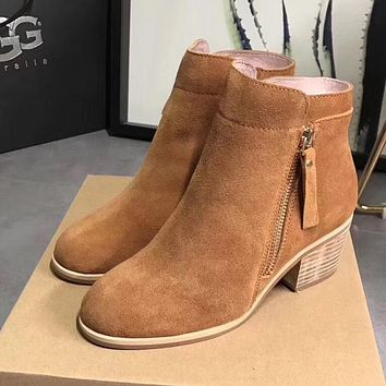 UGG Women Casual Heels Shoes Boots